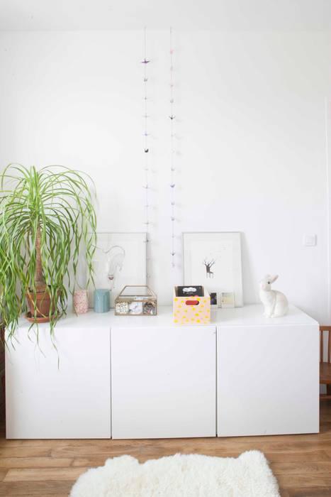 Détail 02 décoration salon: Salon de style de style Classique par Olivier Olindo Architecte