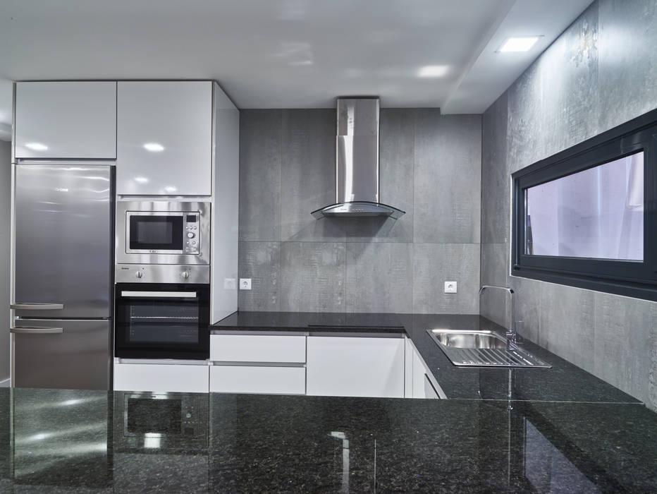 Casa modular Cozinhas modernas por ClickHouse Moderno