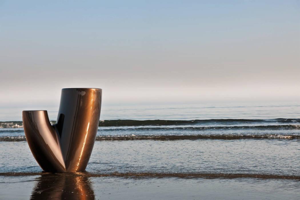 Sahara bronze di 21st-design Moderno Plastica