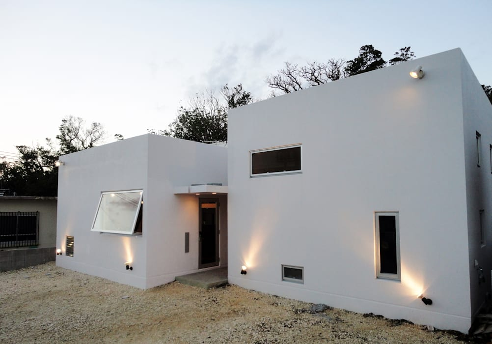 modern  by e.co room, Modern Reinforced concrete