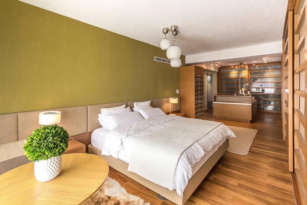 Modern Bedroom by NMD NOMADAS Modern