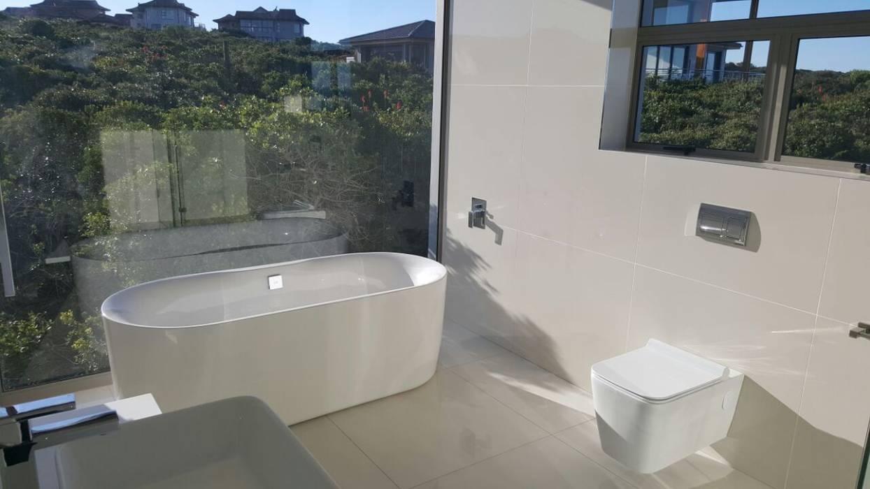 Modern bathroom by Rudman Visagie Modern