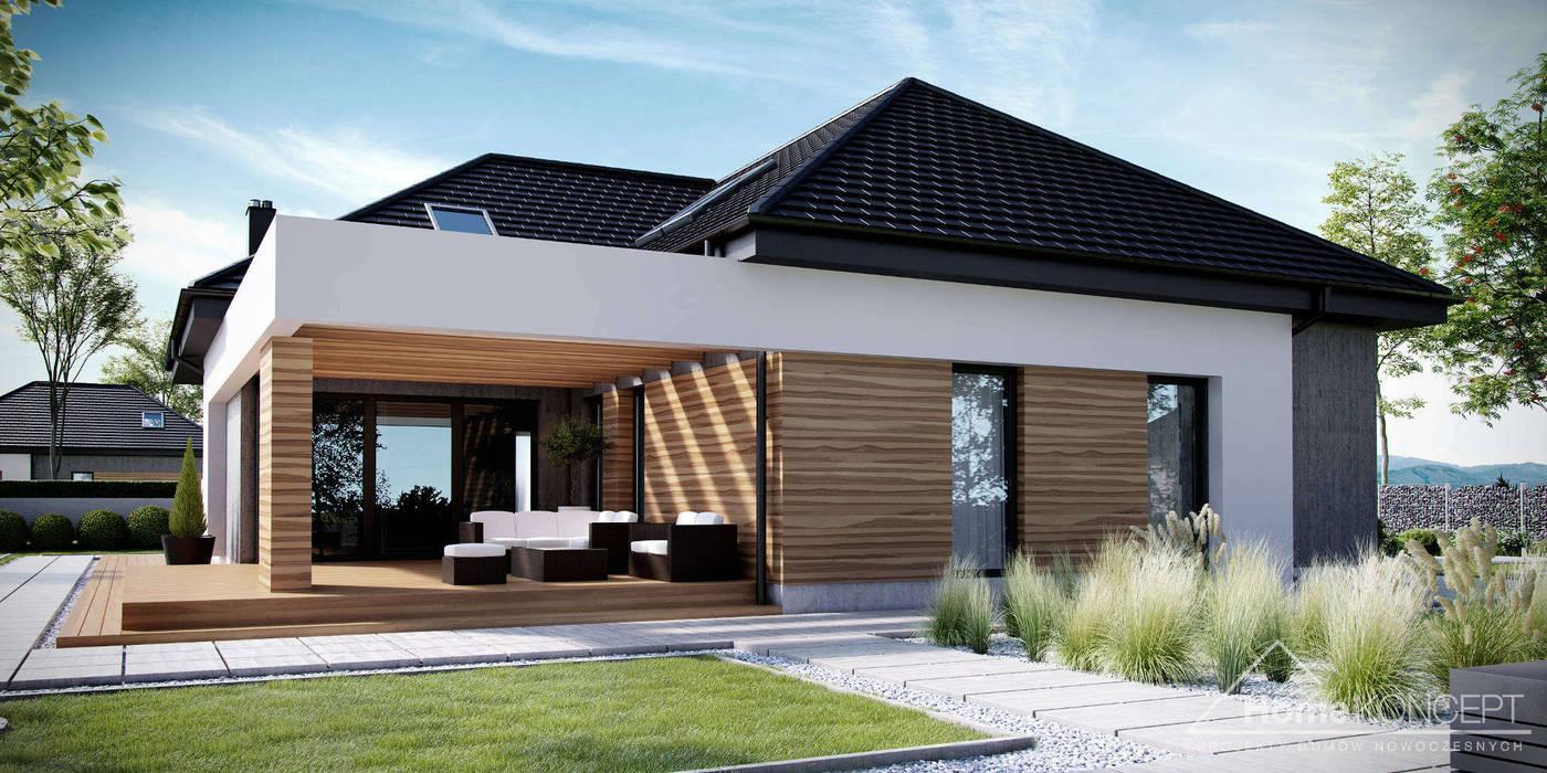 Projekt domu HomeKONCEPT-29 HomeKONCEPT   Projekty Domów Nowoczesnych