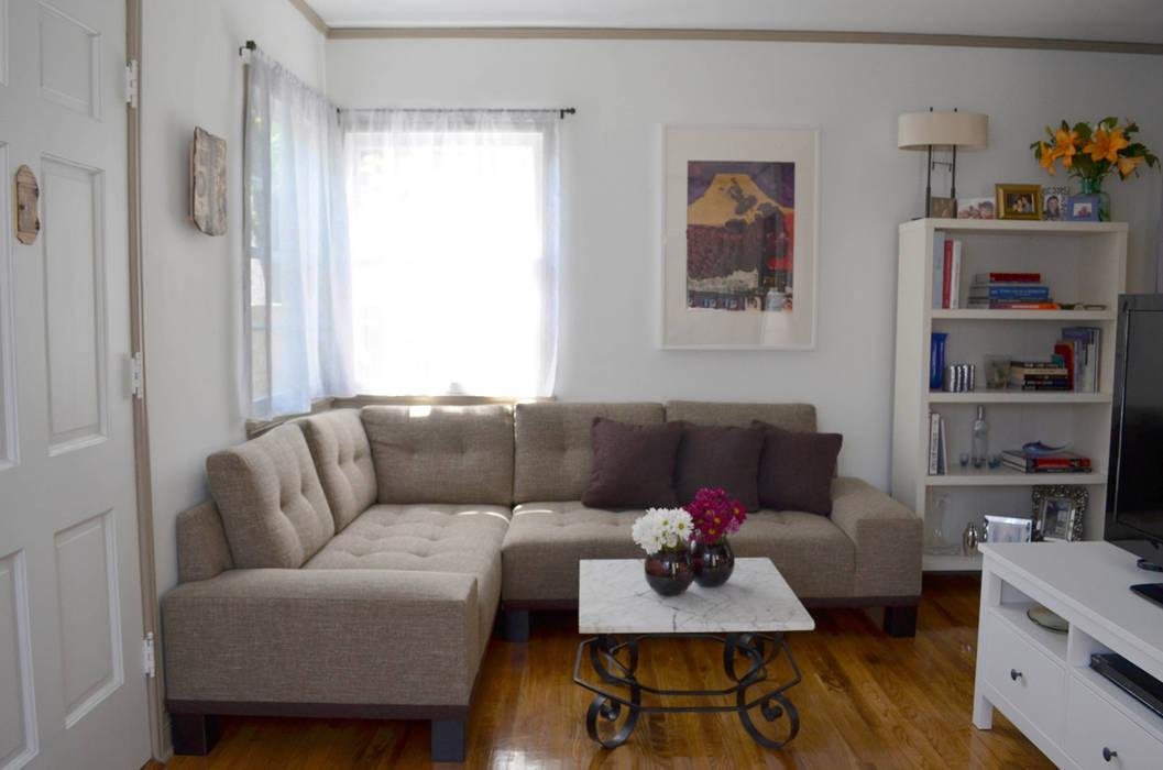Erika Winters Design Living room