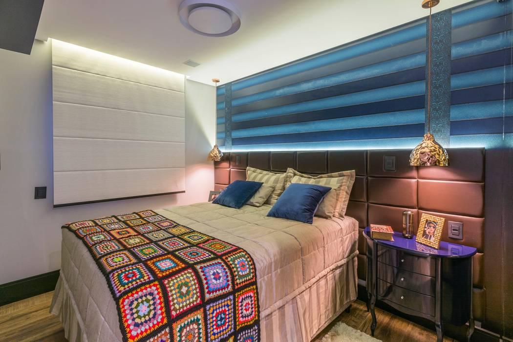 Bedroom by Lo. interiores, Eclectic