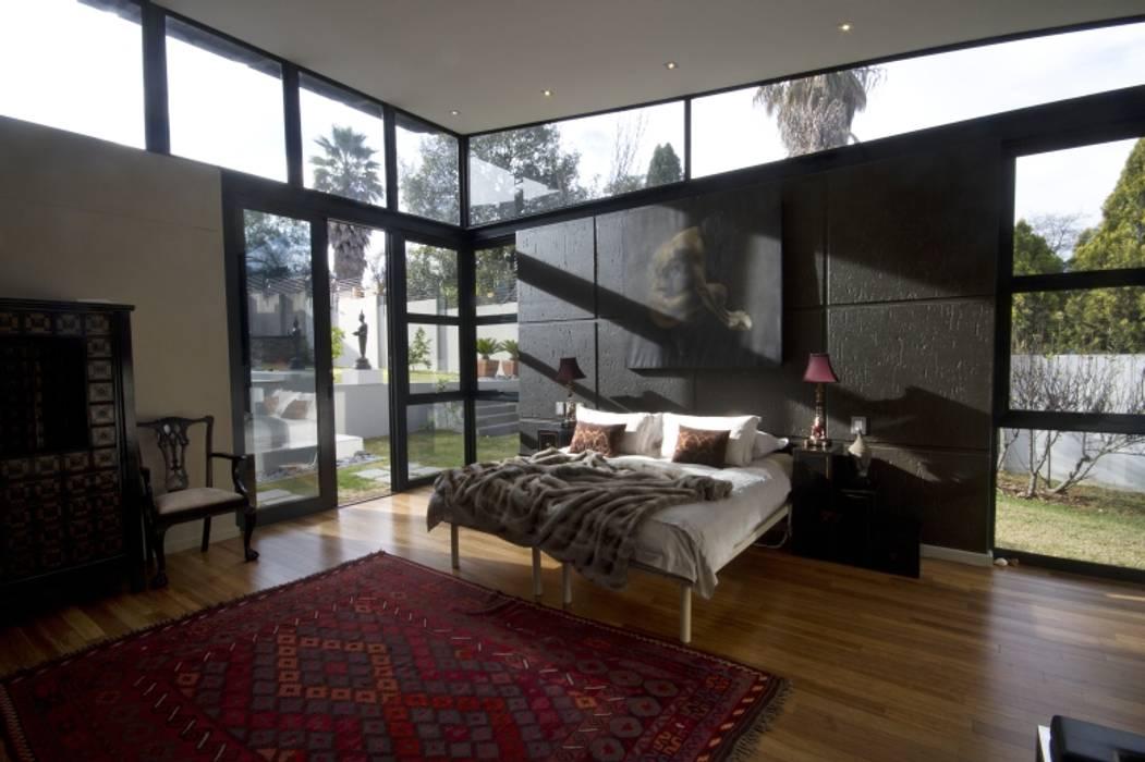 Schlafzimmer von Spiro Couyadis Architects