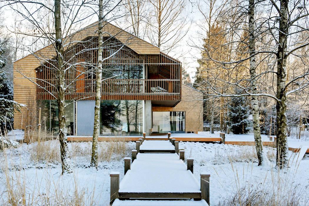 wohnhaus k:  Häuser von sebastian kolm architekturfotografie,
