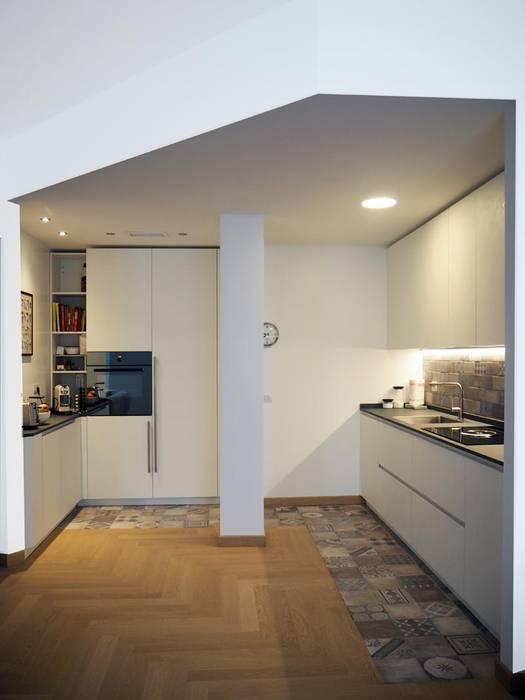 CUCINA : Cucina in stile in stile Moderno di Luigi Brenna Architetto