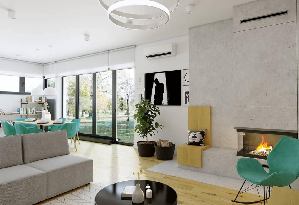 INSIDEarch Modern living room