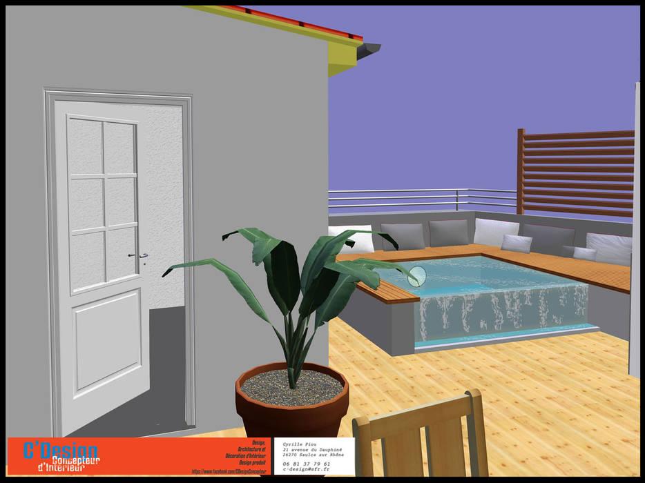 Patios & Decks by C'Design,