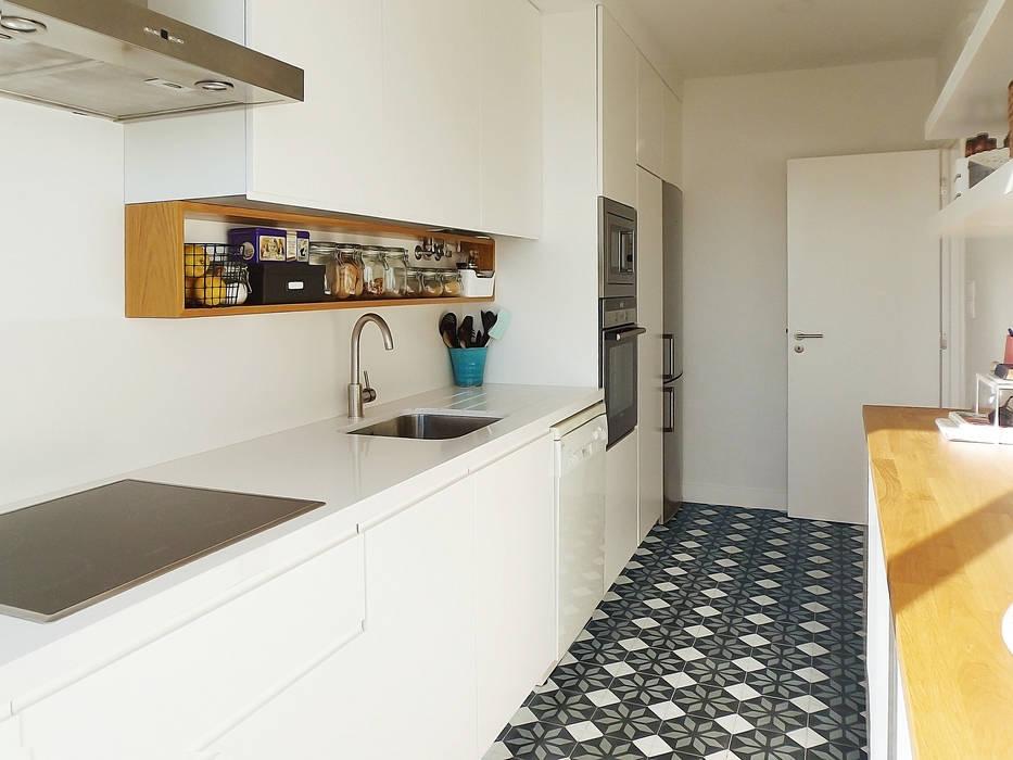 :  Küche von homify,Skandinavisch