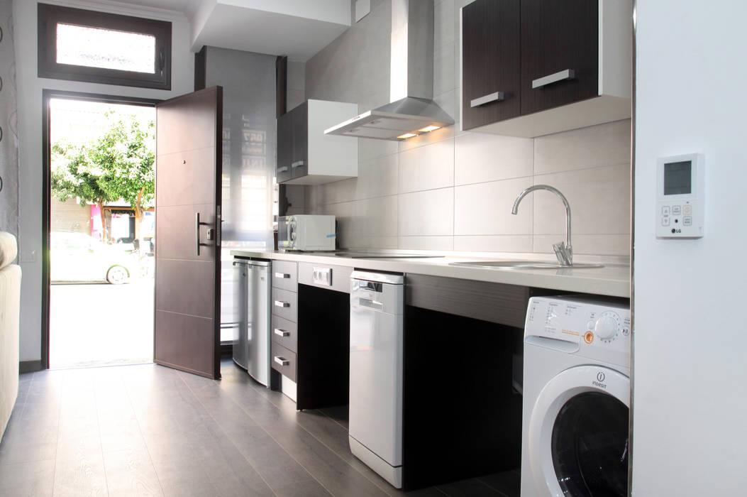 Mohedano Estudio de Arquitectura S.L.P. Kitchen