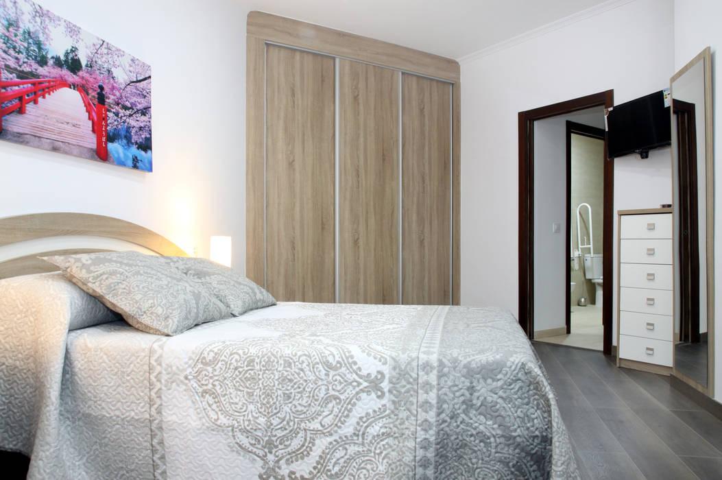 Mohedano Estudio de Arquitectura S.L.P. Modern Bedroom