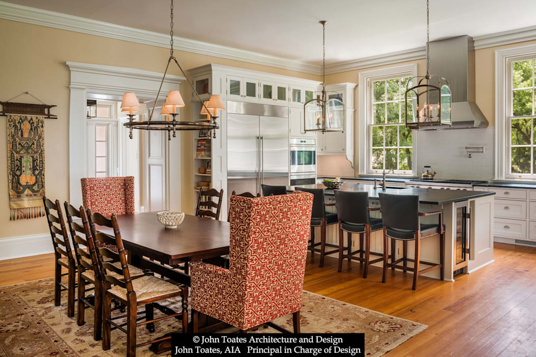 New Kitchen by John Toates Architecture and Design Classic