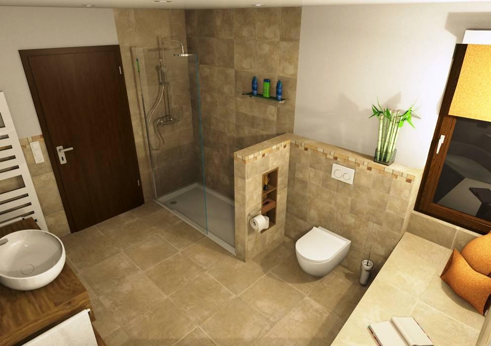 Ванные комнаты в . Автор – Bad Campioni,