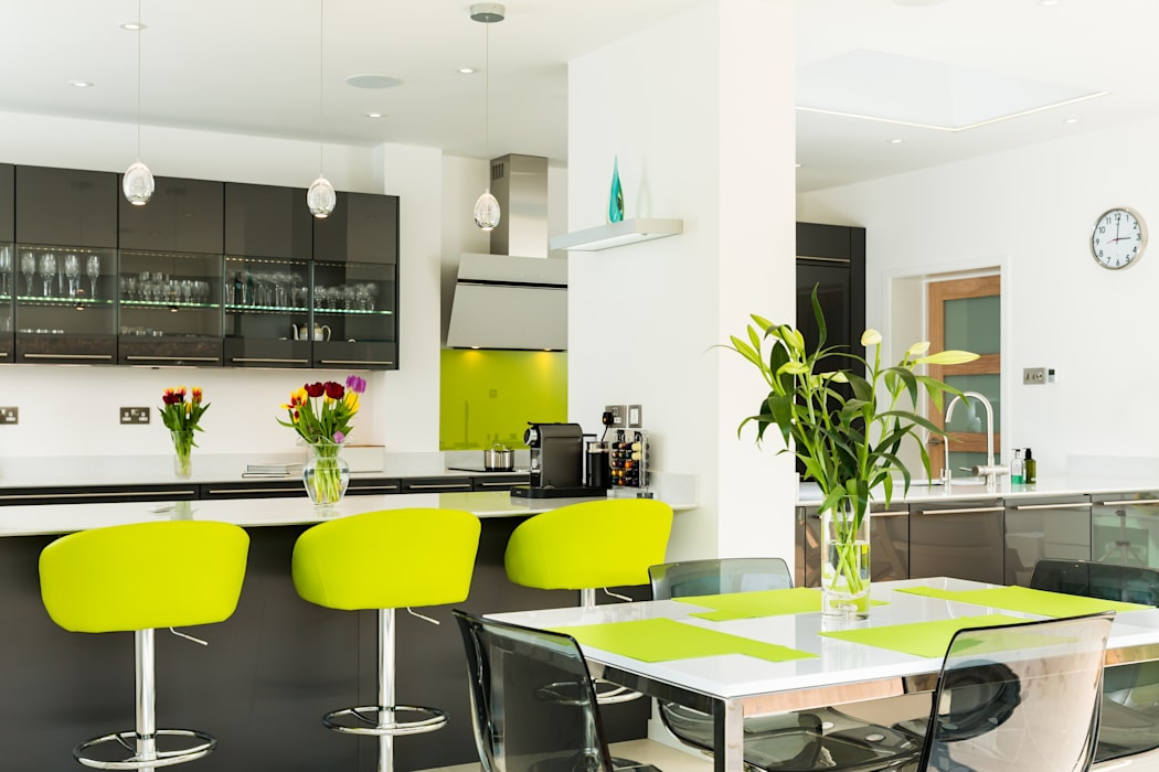 Dapur oleh Eco German Kitchens