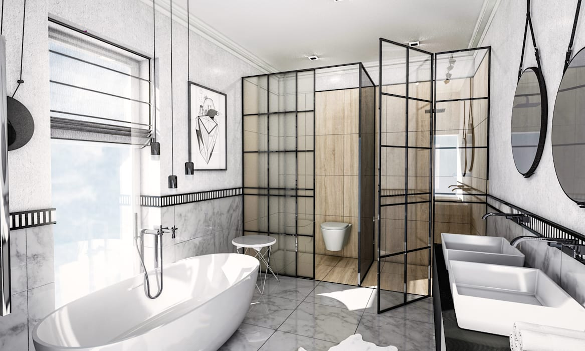 Bathroom by Formea Studio,