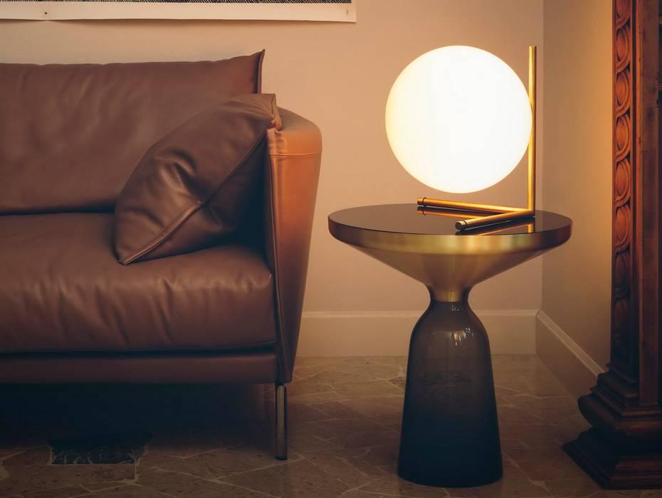 Lampade Da Tavolo Flos : Lampada da tavolo ic by flos soggiorno in stile di mohd mollura