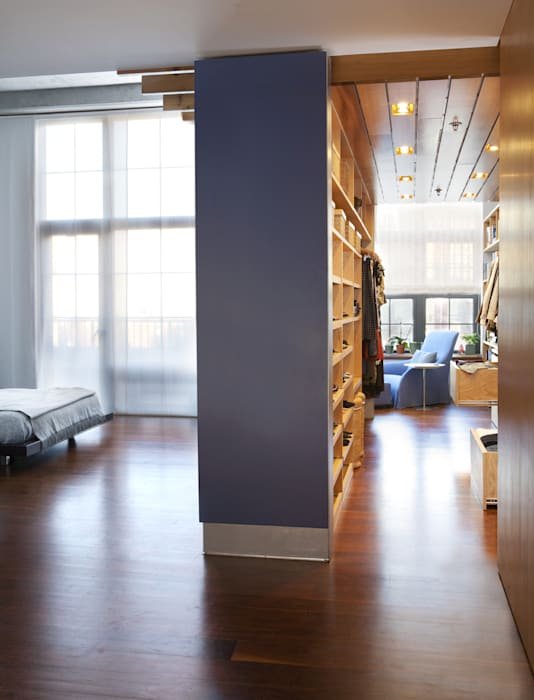 Koridor & Tangga Modern Oleh Hinson Design Group Modern