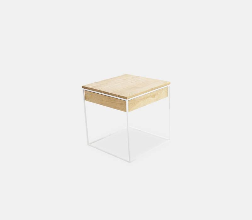 Parkett oak beistelltisch mit schublade: schlafzimmer von n51e12 ...
