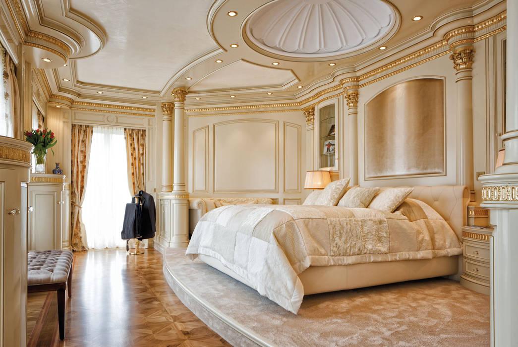 Exklusiv träumen: schlafzimmer von baur wohnfaszination gmbh | homify