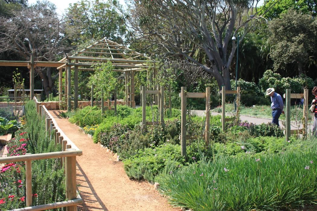 de estilo  por Urban Landscape Solutions, Rural
