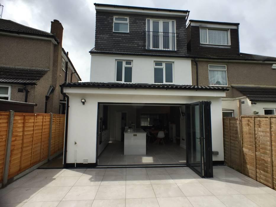rear extension Progressive Design London Modern houses