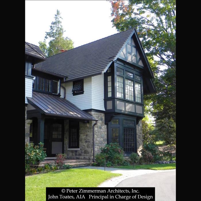 John Toates Architecture and Design Case classiche