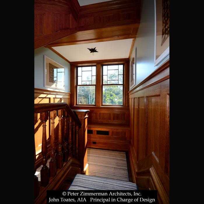 Koridor & Tangga Klasik Oleh John Toates Architecture and Design Klasik