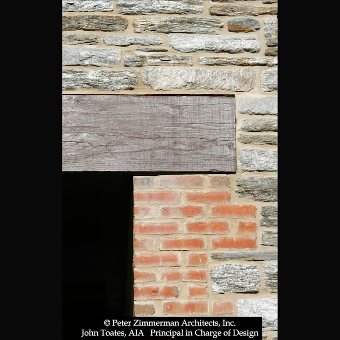 John Toates Architecture and Design Pintu & Jendela Gaya Klasik
