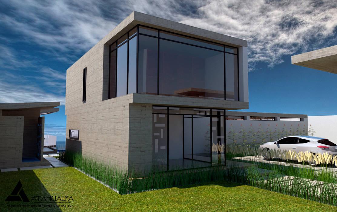 Houses by Atahualpa 3D