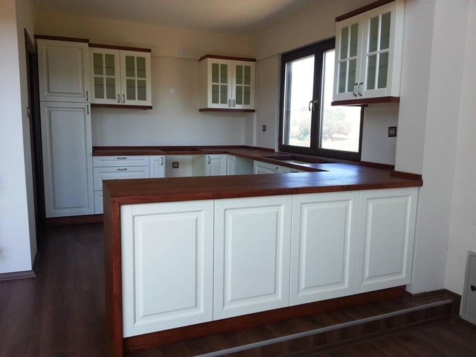 Cucina moderna di erim mobilya moderno legno massello ...