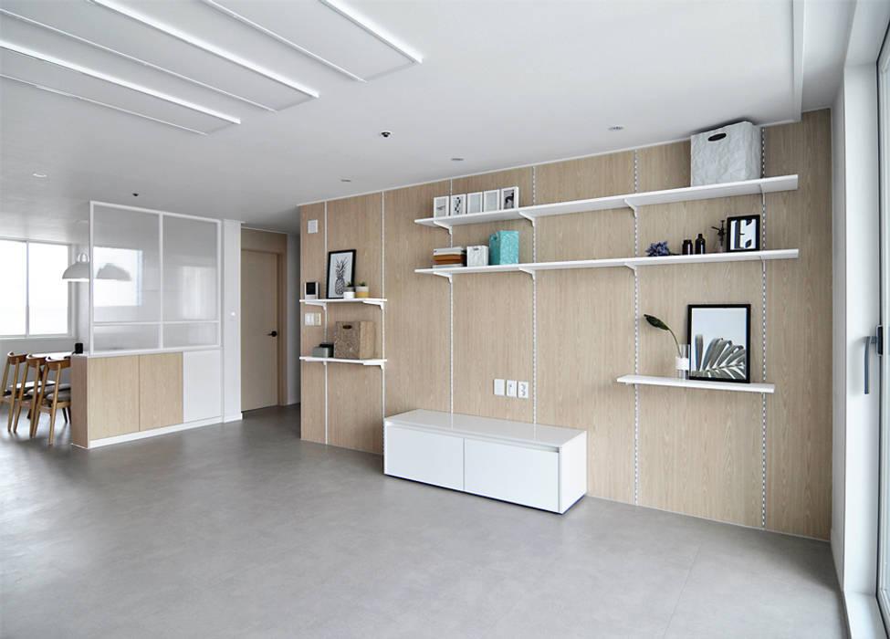 JMdesign Modern Media Room