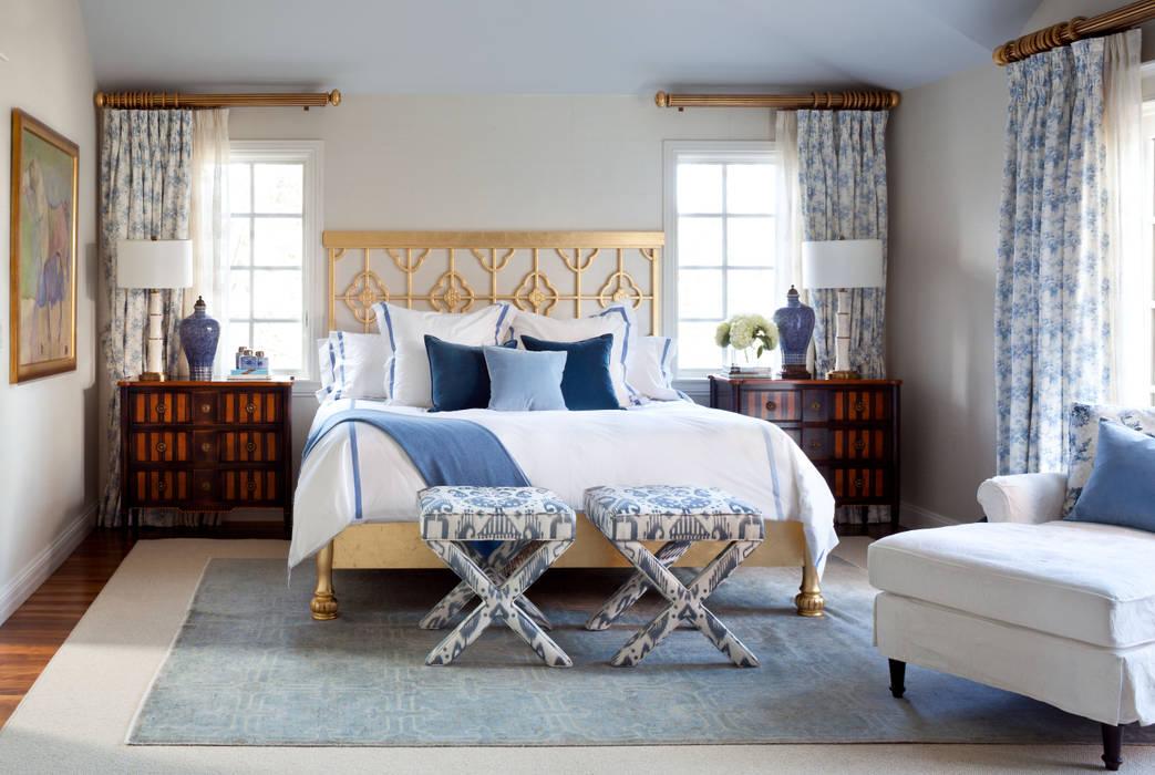 Bedroom by Andrea Schumacher Interiors, Classic