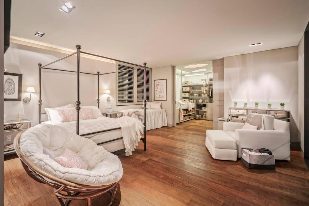 Lopez Duplan Arquitectos Classic style bedroom