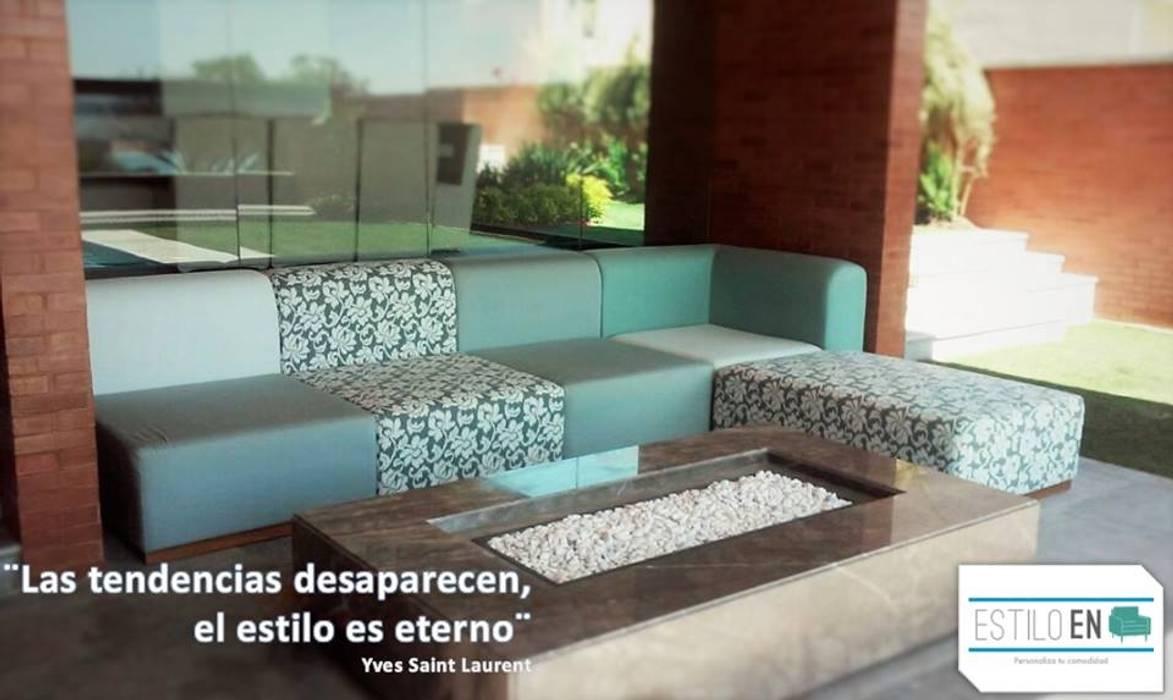 Presentación final de Estilo en muebles Moderno