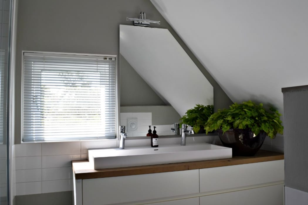 Country style bathroom by Atelier09 Country