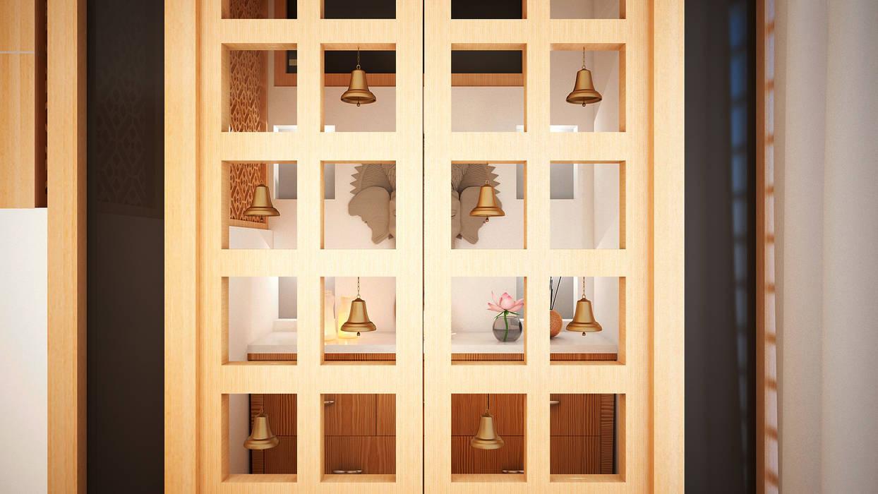 Pooja Room by Ghar360