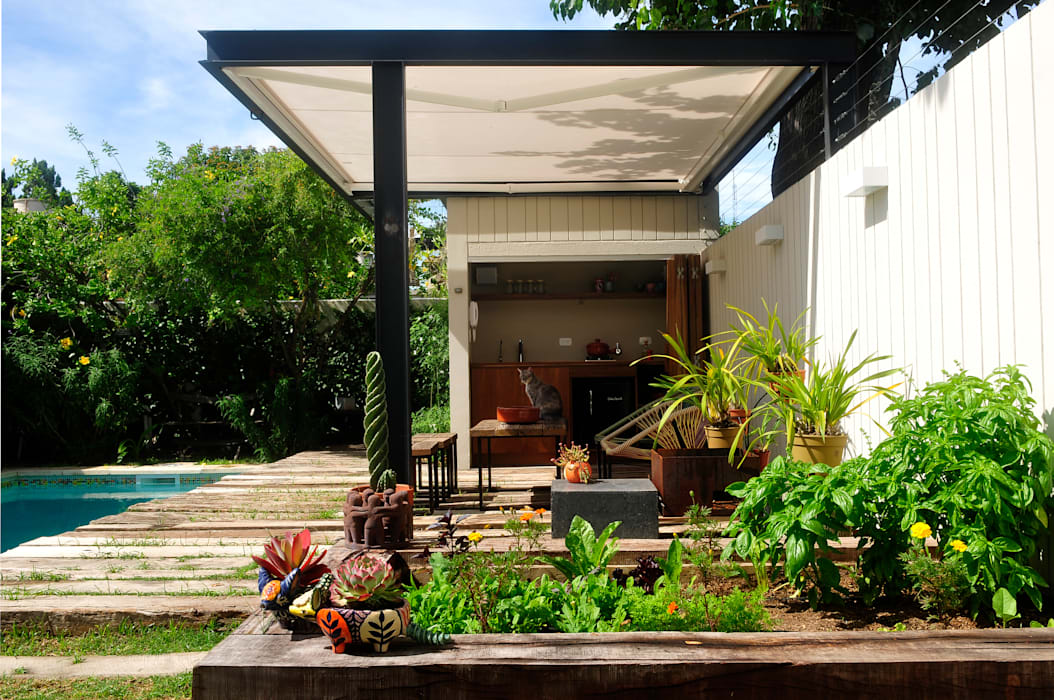 根據 Paula Herrero | Arquitectura 現代風