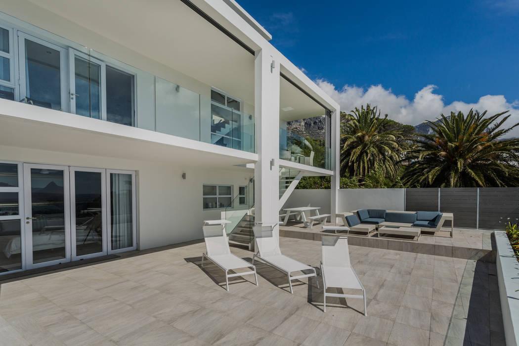 Casas de estilo moderno de Babett Frehrking Architect Moderno