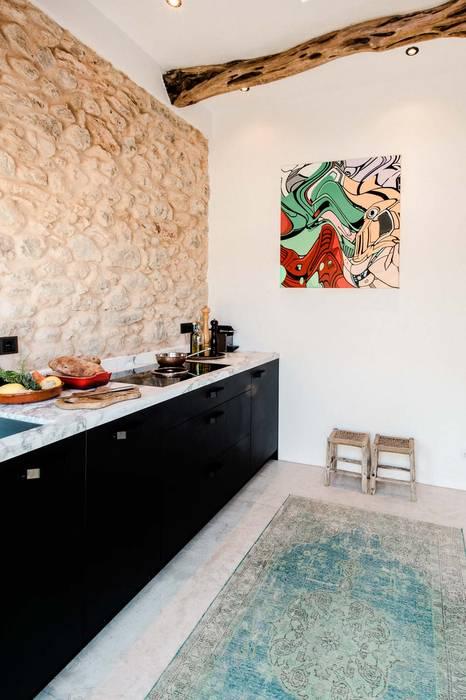 Cocinas de estilo mediterráneo de Ibiza Interiors - Nederlandse Architect Ibiza Mediterráneo