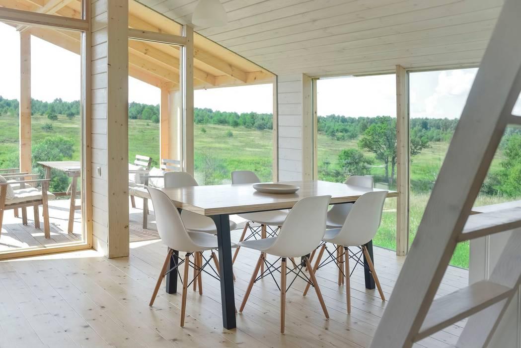Bureau Architecture Rolle : Von bio architectural bureau of ivan ovchinnikov homify
