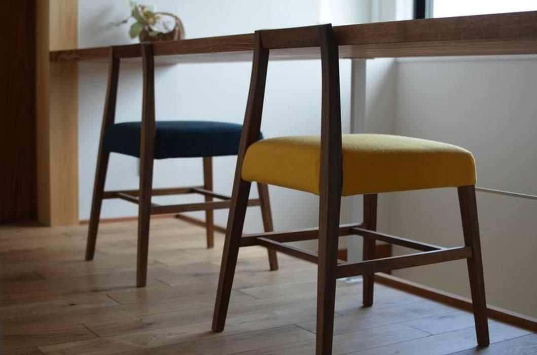若葉いろの家: FrameWork設計事務所が手掛けた和室です。