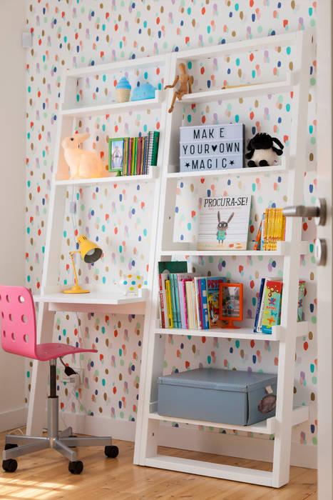 Dormitorios infantiles de estilo moderno de Traço Magenta - Design de Interiores Moderno