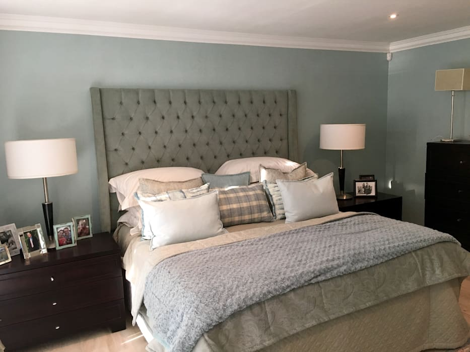 De Kelders Residence Hermanus Western Cape:  Bedroom by CS DESIGN, Modern