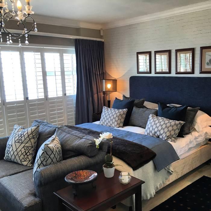 De Kelders Residence Hermanus Western Cape CS DESIGN Modern style bedroom