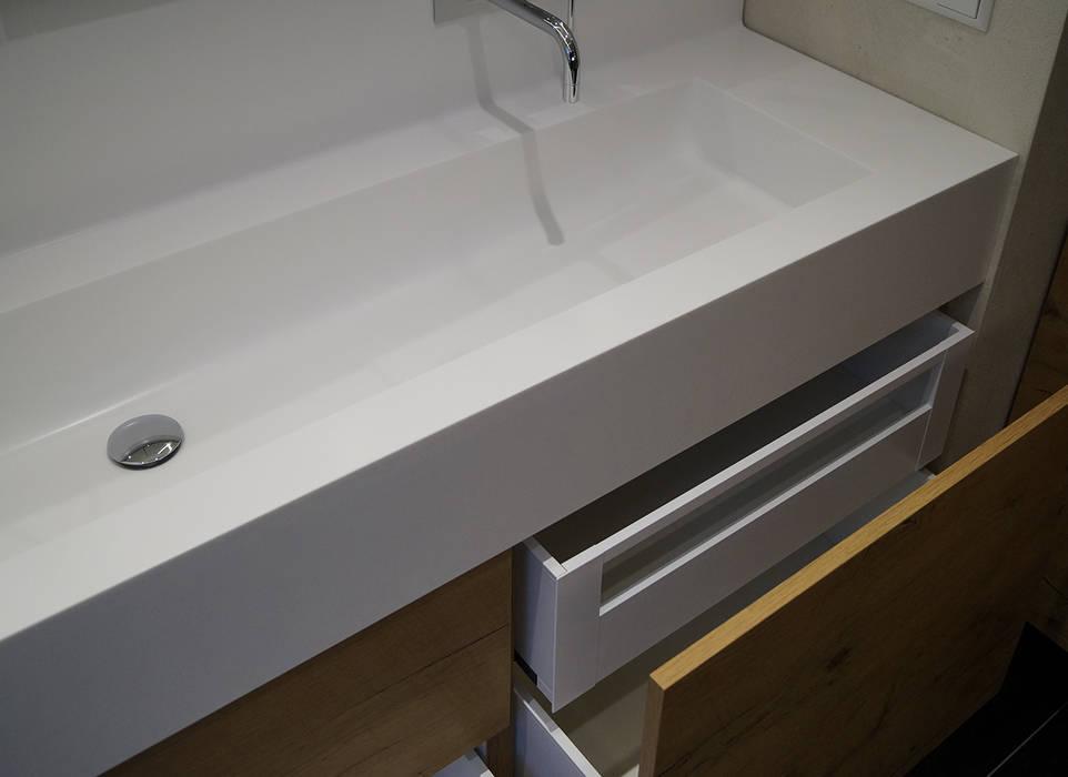 Waschtisch auf maß mit unterschrank: badezimmer von pfeiffer gmbh ...