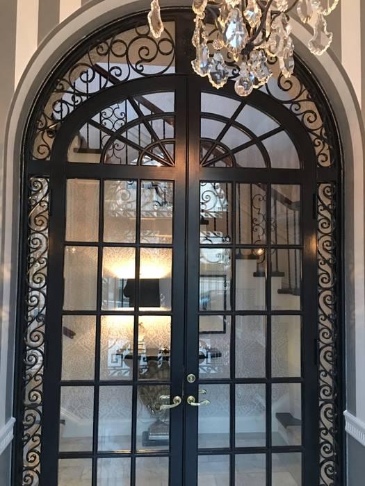 Koridor & Tangga Klasik Oleh Hinson Design Group Klasik