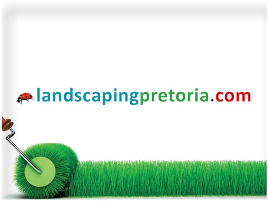 Landscaping Pretoria Minimalist style garden by Landscaping Pretoria Minimalist Solid Wood Multicolored