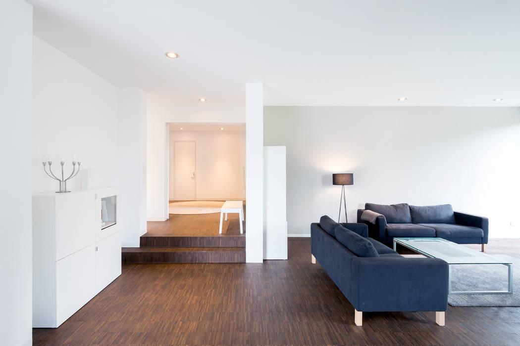 sebastian kolm architekturfotografie Modern Living Room